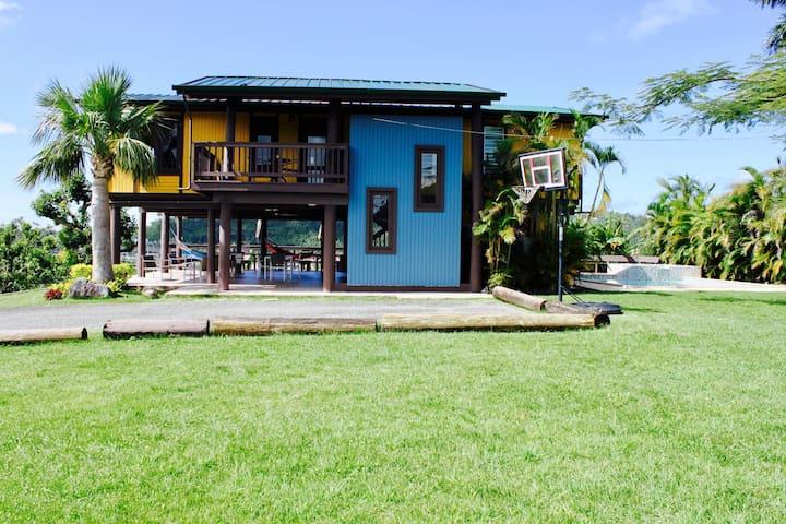 Villa Tesoro at Carabali Rainforest
