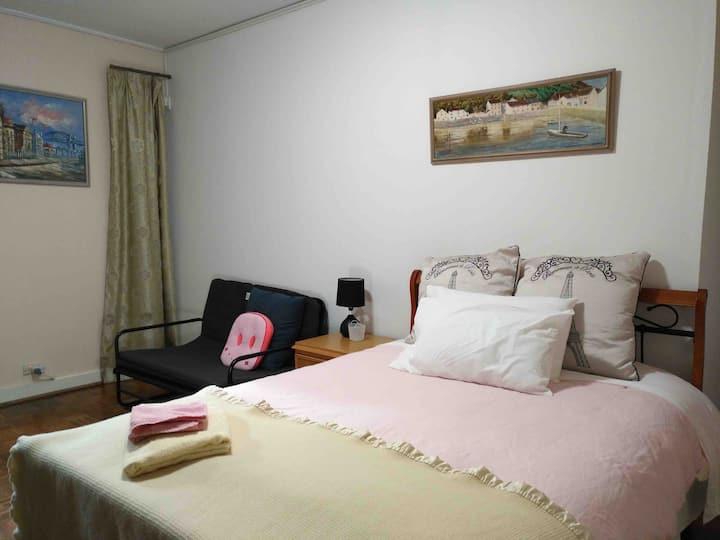 Semi apartment (Room 8)