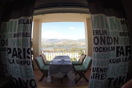 2 Bedroom modern maisonette (2-5 persons) - Argostolion - Apartemen