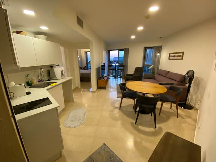 Beachfront suite for the perfect vacation!