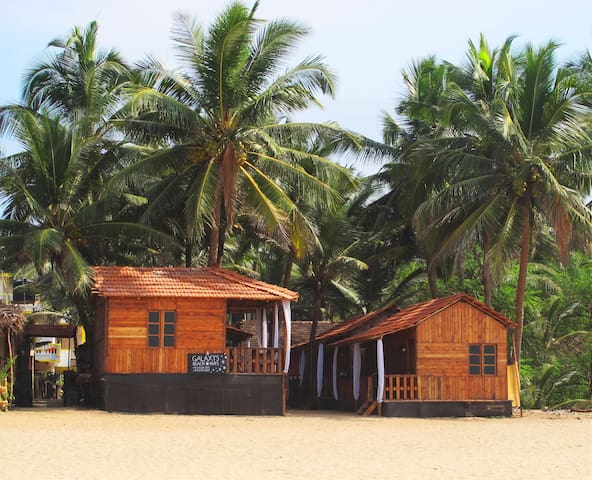 Comfort Beachhuts Balcony & Seaview, Agonda Beach