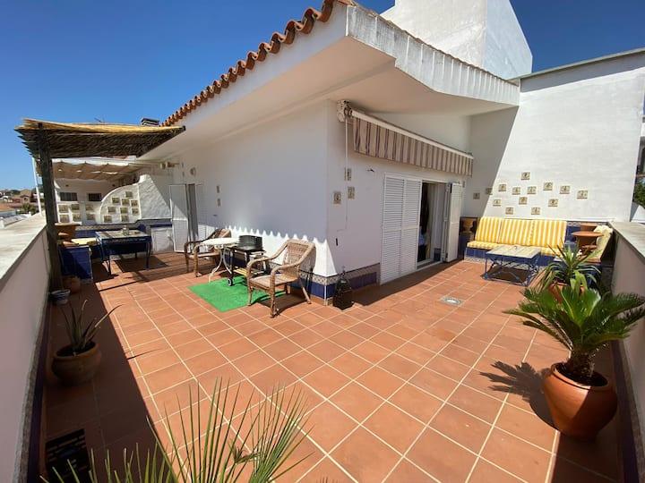 Great apartament in Sanlúcar 4PAX + Terrace