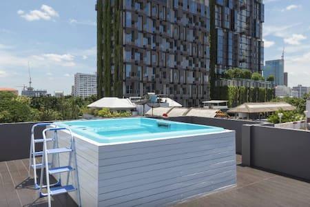 曼谷的日本风情式公寓 - กรุงเทพ - อพาร์ทเมนท์