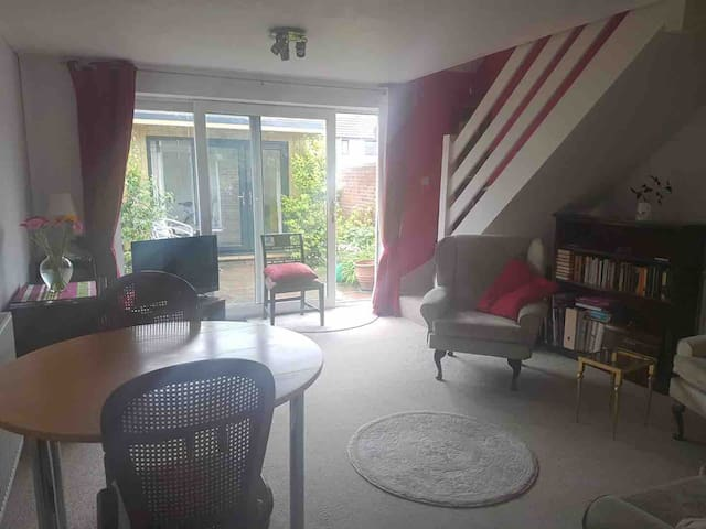 Two Bedroom House Near Railway Station