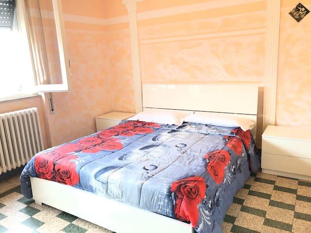 Appartamento sul mare in Versilia