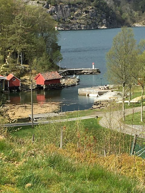 Nuggles aan het meer