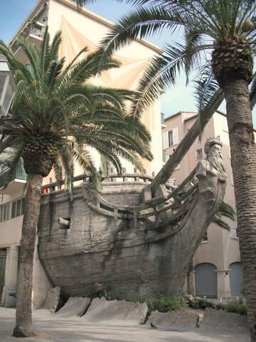 TOULON CENTRE Opéra - Théatre - Port : Base Navale - Toulon - Apartemen