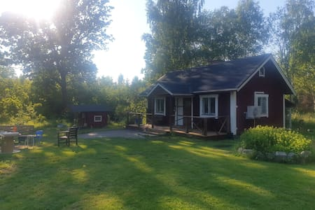 Traditional Swedish house 3 min from Arlanda