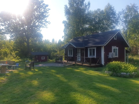 Traditional Swedish house 3 min from Arlanda