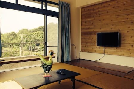 STILL TRUE B&B 初心旅行農莊 4 people room - Shigang District - Bed & Breakfast
