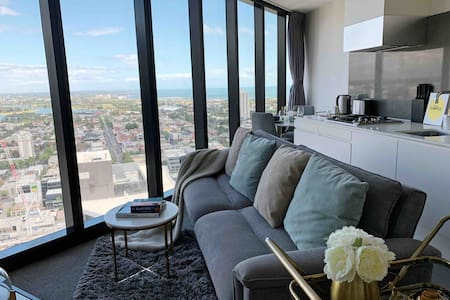Ocean ViewApt Southbank Crown&CBD ConventionCentre
