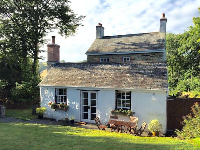 Trevenna Cottage at Hill House - Duloe, Nr Liskeard - 獨棟
