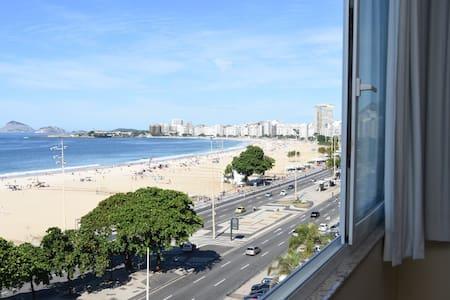Apartamento en Copacabana con impresionantes vistas