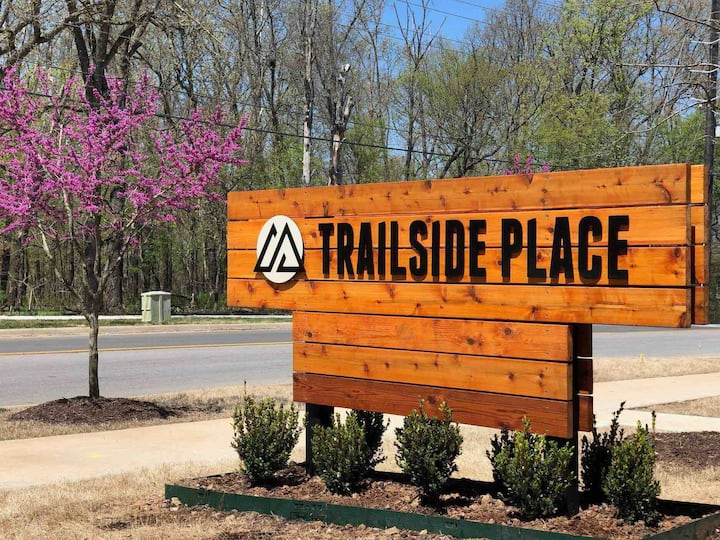 On The TRAIL - Access right out your door