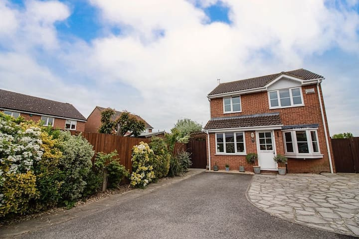 Beautiful home with park views - Slough - Casa