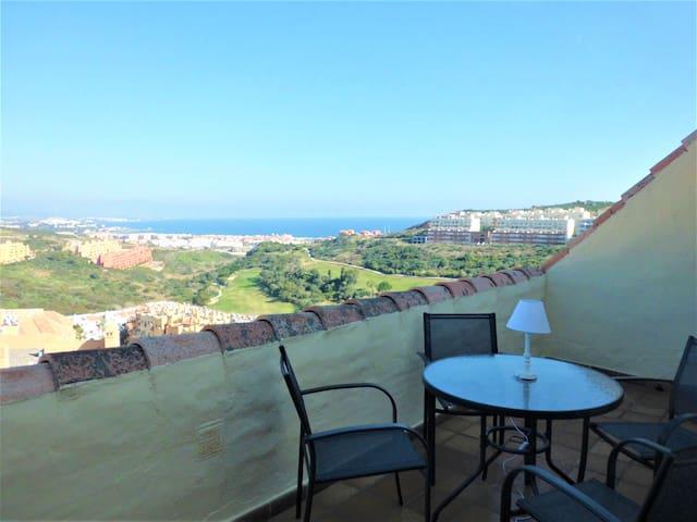 Penthouse à Duquesa entre Marbella et Gilbraltar