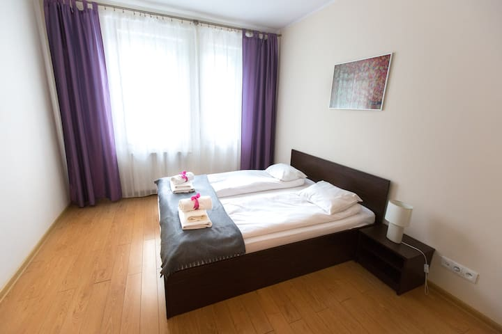One bedroom Apartment 172a- PCD Apartments Wola