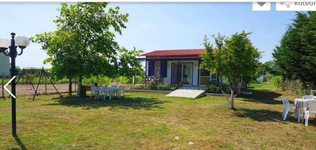 Mandras house