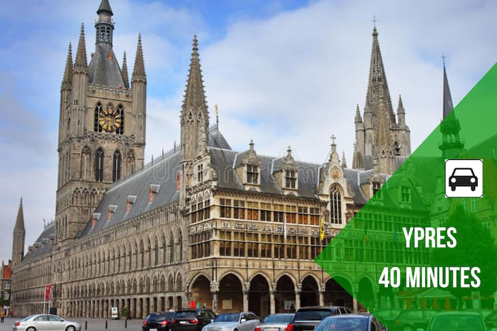 Ypres (Belgique) vaut le détour