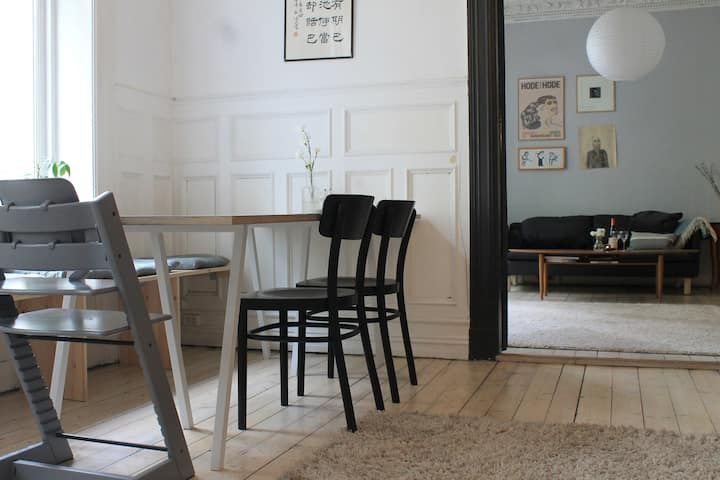Classic apartment in Frogner