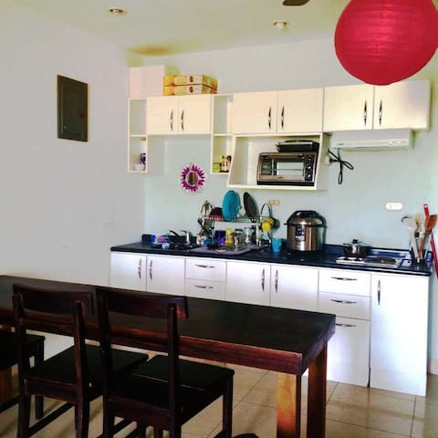 Cute Kid-Friendly Loft Close to the Beach - Provincia de Guanacaste - Apartamento