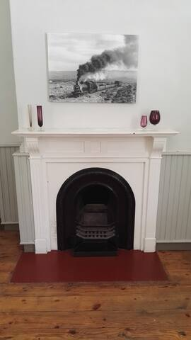 Fireplaces for the cold winter evenings