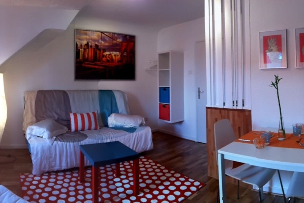 Chambre meubl e mundolsheim apartamentos en alquiler en for Chambre agriculture champagne ardenne