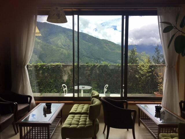 6. Bhutan Suites Thimphu
