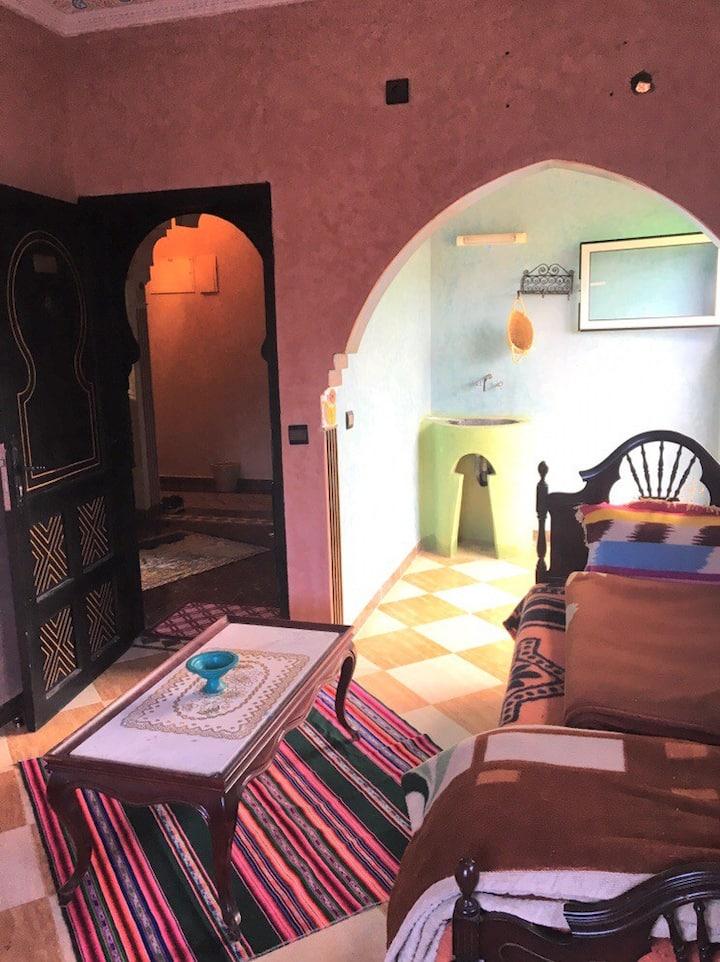Ouzoud house