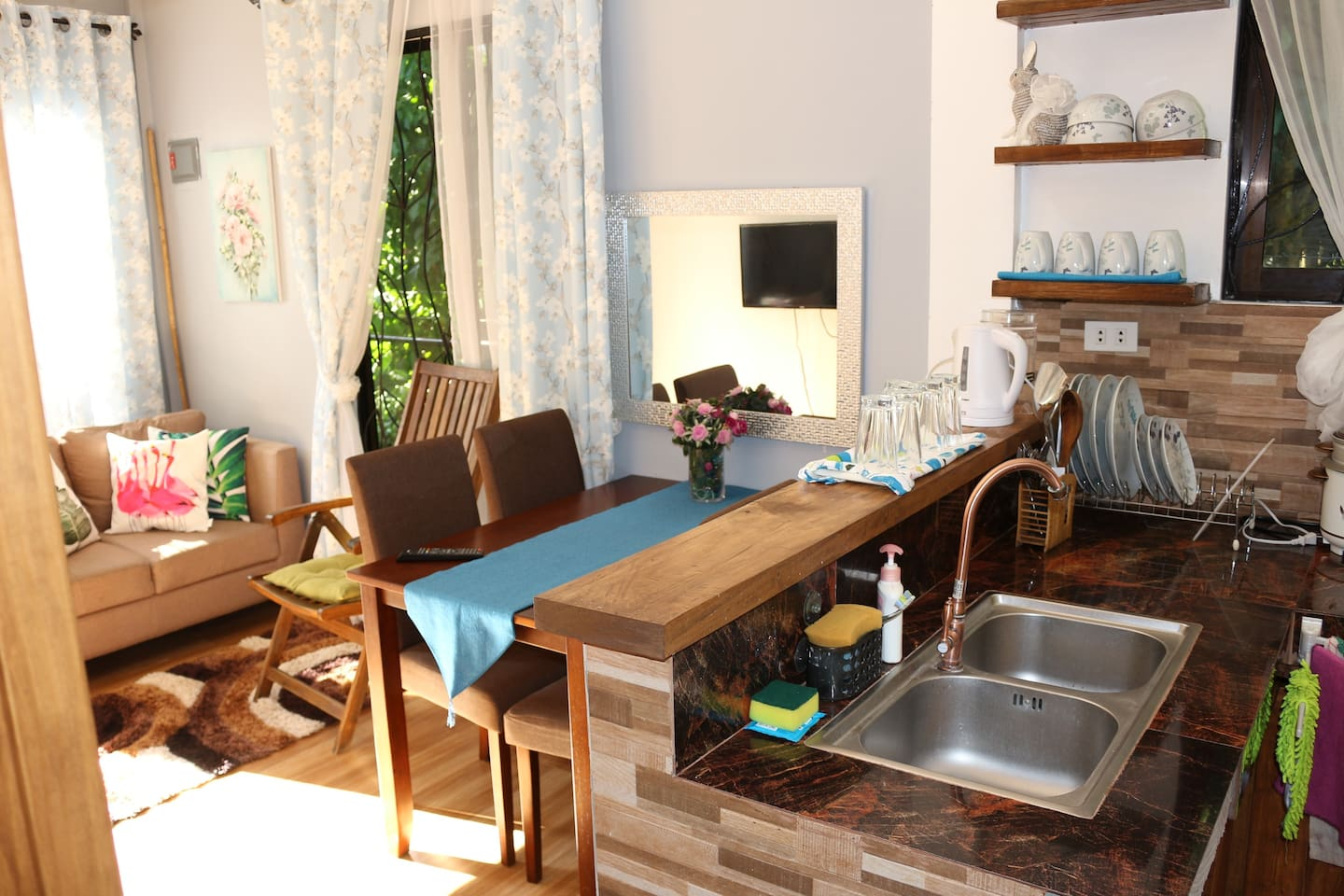 Main Living Spaces
