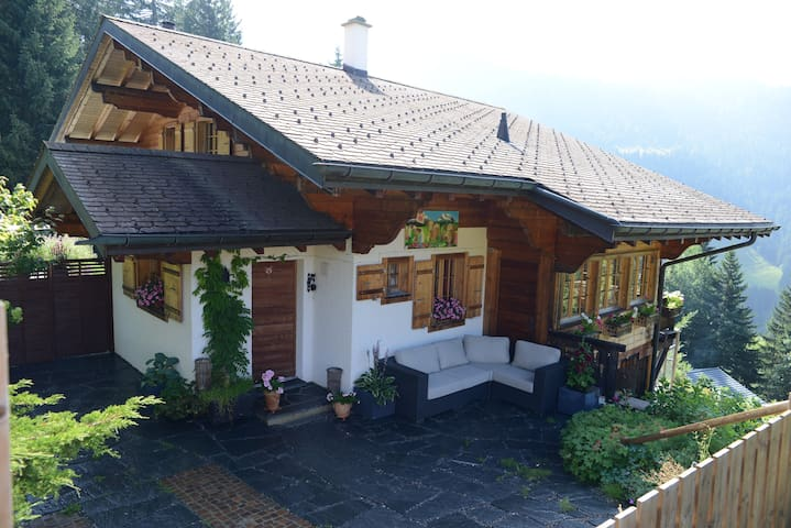 Romantic chalet in alpine nature - Gryon - Xalet