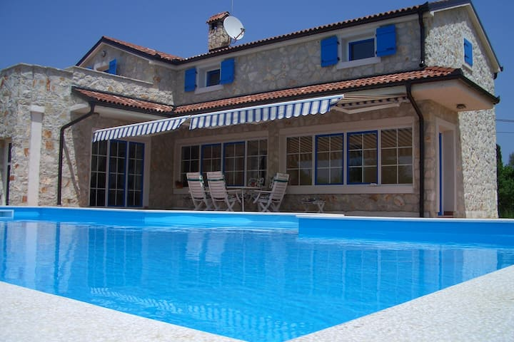 Dream home in the heart of Istria! - Milanezi - Huvila