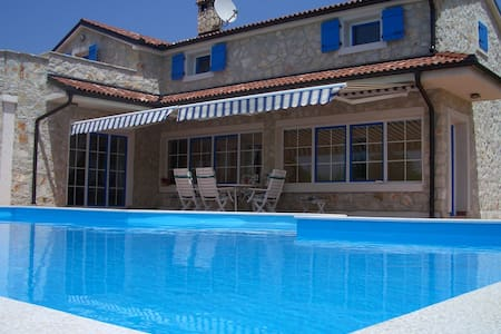 Dream home in the heart of Istria! - Milanezi - Villa