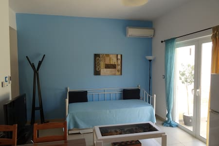 Giannmary Blue House - Apartmen
