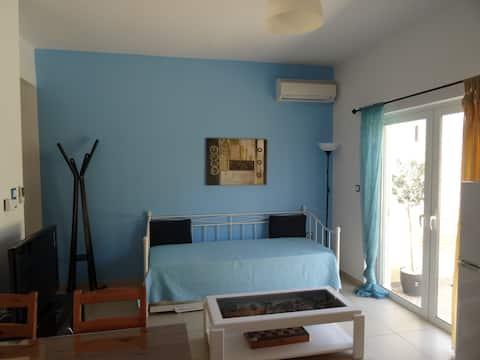 Giannmary Blue House