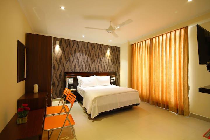 Super Deluxe Double Room- Splendid - Negombo - Bed & Breakfast