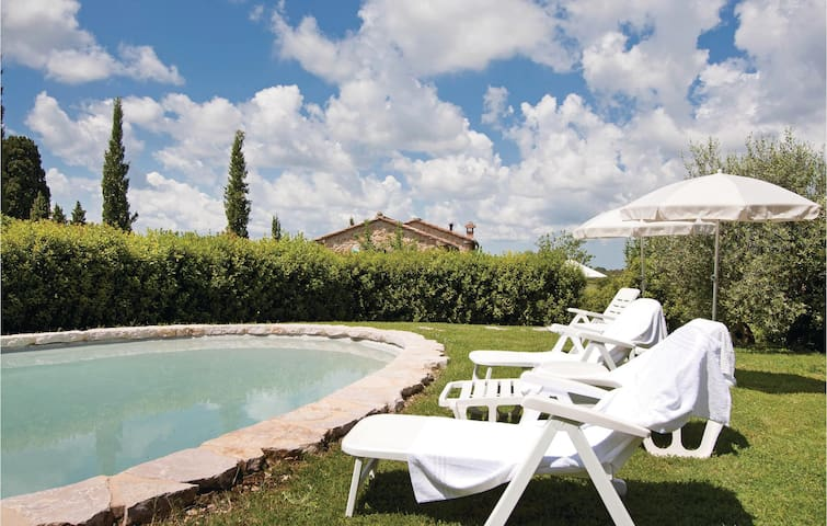 Holiday cottage with 1 bedroom on 50 m² in Volterra PI