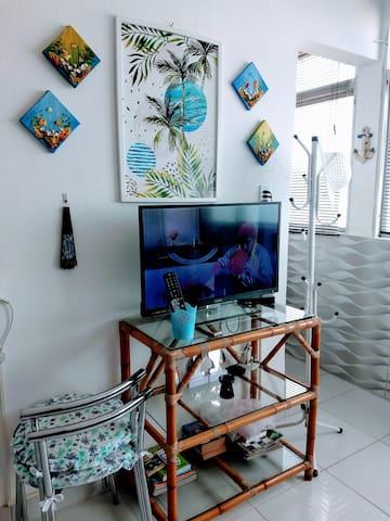Tv LG smart, 32 polegadas.