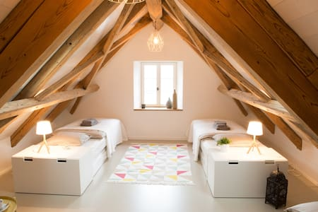 Bed & Breakfast @ NAHraum Kempten - Wetzikon - 住宿加早餐