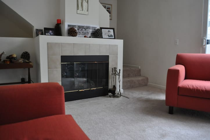 Private Room with Bath in the heart of Bay Area - Sunnyvale - Lyxvåning