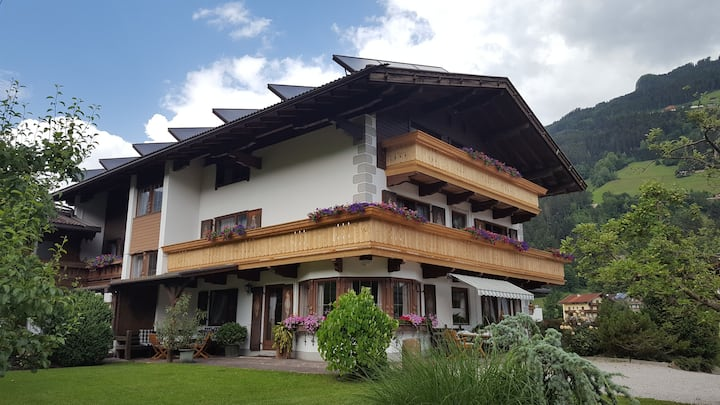 Bed&Breakfast-Apartments, Ramsau im Zillertal
