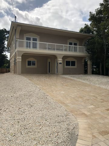 Newly Constructed Keys Home