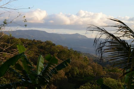 Camping on working coffee farm - Matagalpa