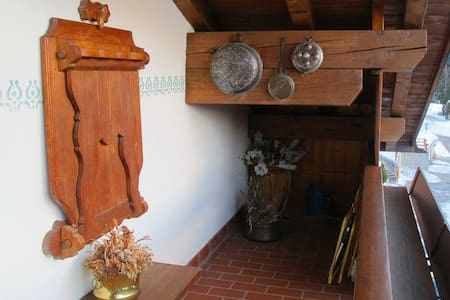 Dolomiti Mountain Cabin Mansardo - Santa Fosca - Outros