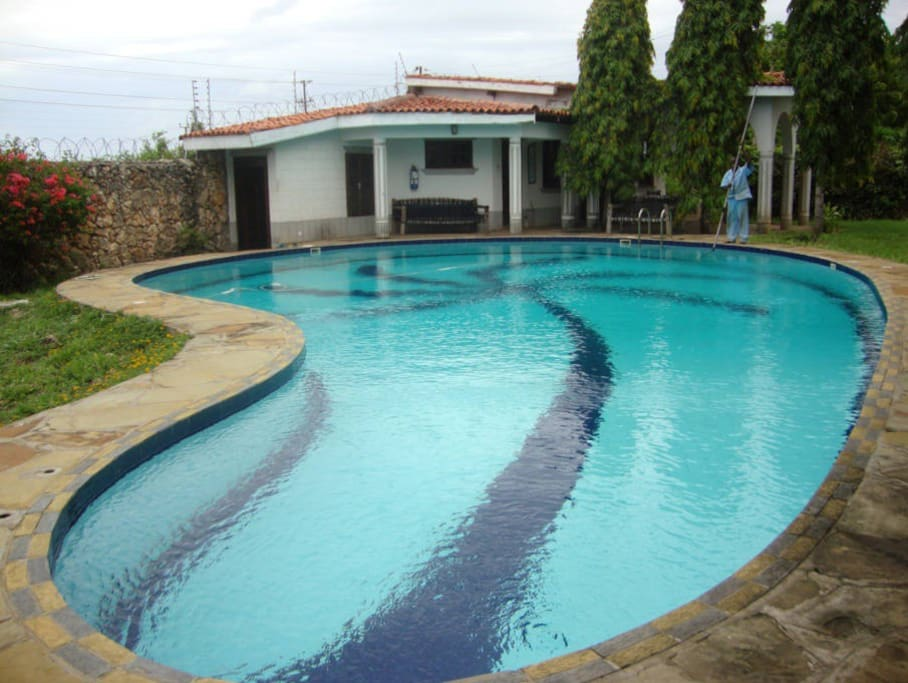 1st swimming pool