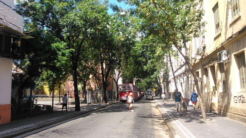 ¡Monserrat, centro de Buenos Aires... precioso!!! - Buenos Aires - Apartment