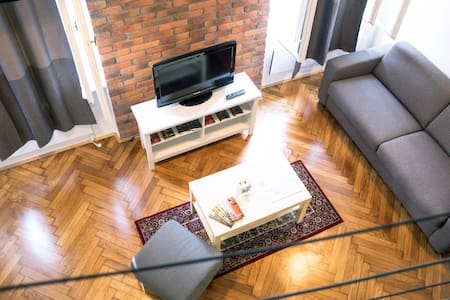 Central Square Apartment - Zagreb - Apartemen
