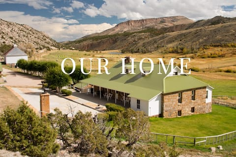 Stunning Private CO Ranch - Vacations & Weddings