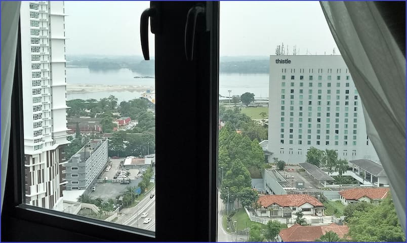 5.View From Bedroom