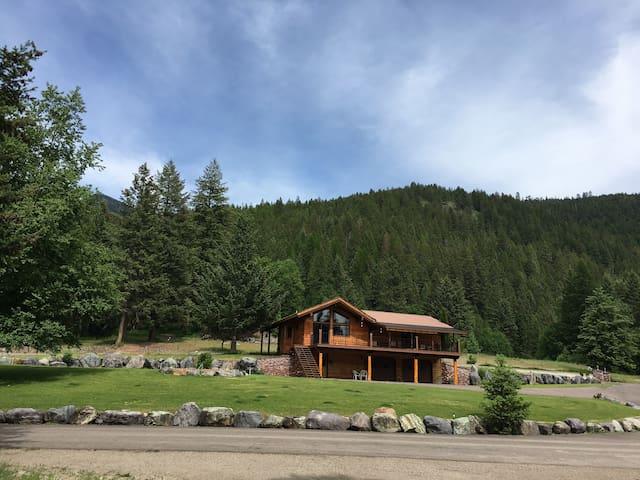 Hemler Creek Cedar house